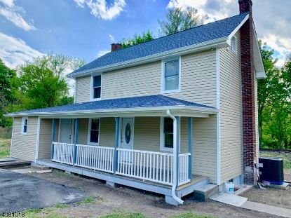 697 RIEGELSVILLE RD  Holland Township, NJ MLS# 3632348