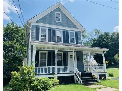 16 TOWNSEND ST  Newton, NJ MLS# 3633366