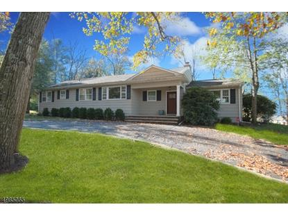 105 GREAT HILLS RD  Millburn, NJ MLS# 3636269
