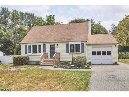 30 EDGECUMB RD  West Milford, NJ MLS# 3645610