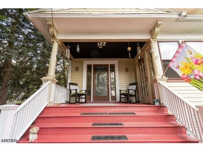 177 HILLSIDE AVE  Nutley, NJ MLS# 3647409