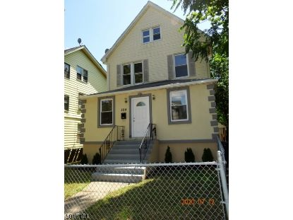 224 WEEQUAHIC AVE  Newark, NJ MLS# 3665265