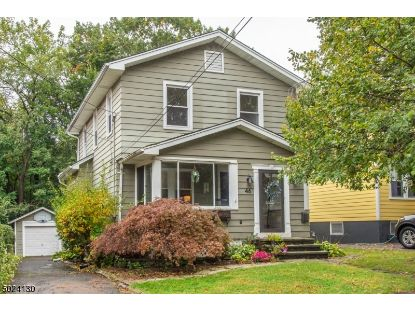 46 YANTECAW AVE  Bloomfield, NJ MLS# 3671137