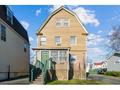 445 BURNSIDE ST  Orange, NJ MLS# 3684754