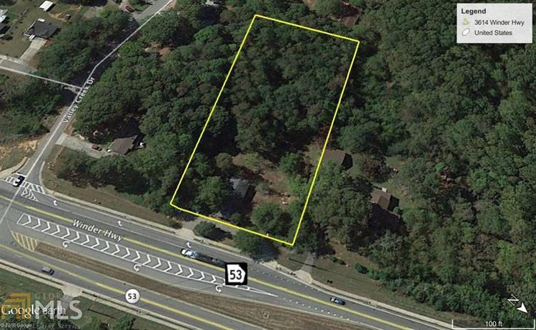 Flowery Branch Ga Zip Code Map.3614 Winder Hwy Flowery Branch Ga 30542 For Sale Mls 8114566