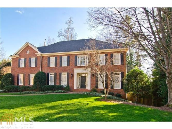 1055 Brookhaven Ln, Atlanta, GA 30319