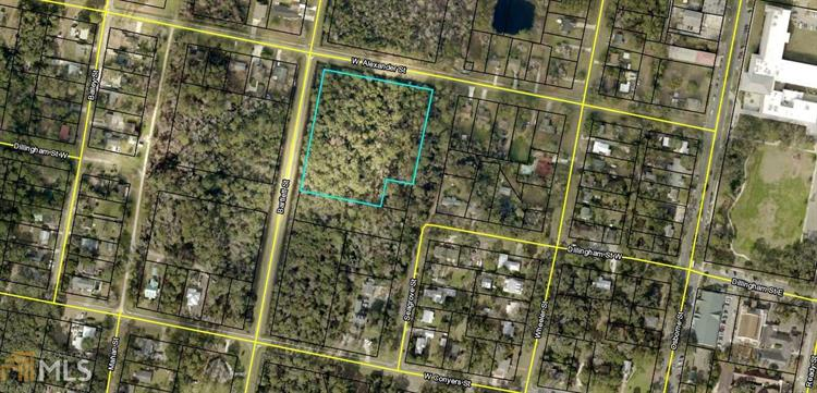 0 Seagrove And Dillingham, Saint Marys, GA 31558