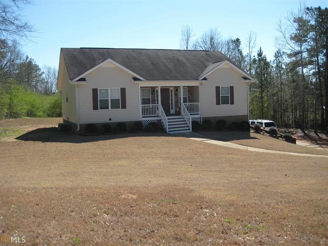 409 Highgrove, Zebulon, GA 30295