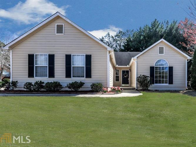 4921 Lake Park Ln, Acworth, GA 30101