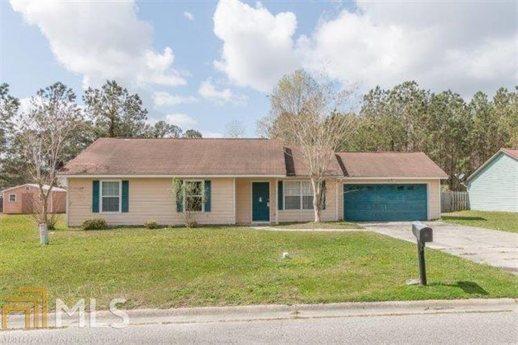 117 Huntington Dr, Kingsland, GA 31548