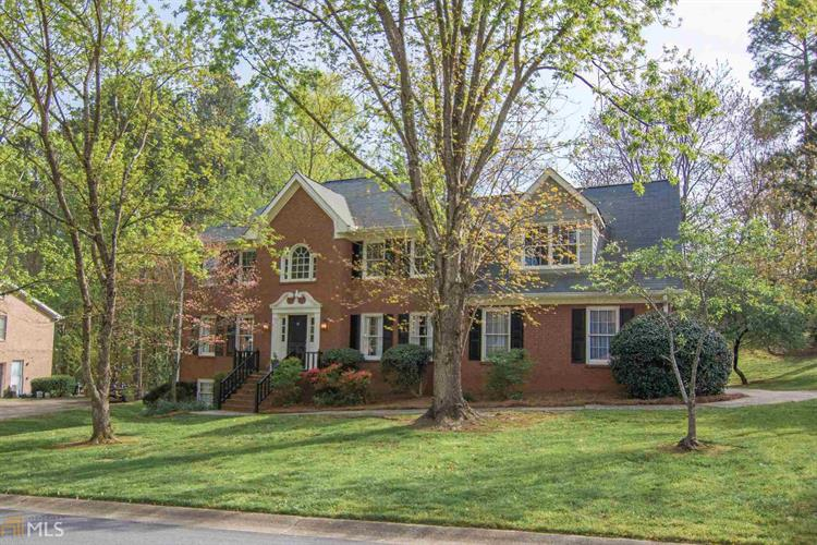 5970 Neely Ct, Peachtree Corners, GA 30092