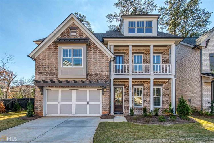 830 Novello Ct, Sandy Springs, GA 30342