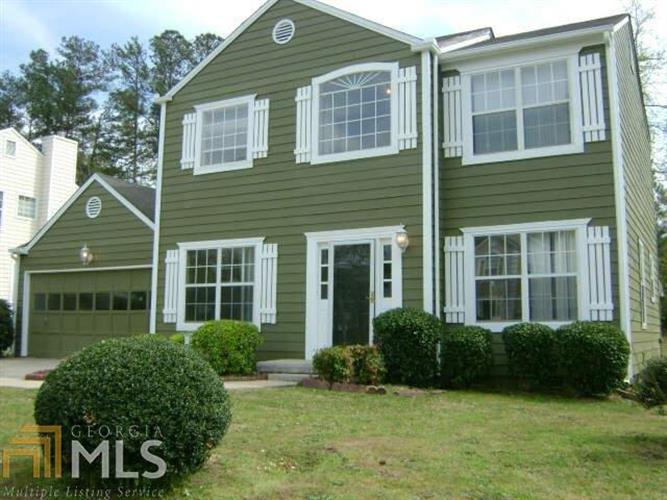 2200 Burdett Ridge Dr, College Park, GA 30349
