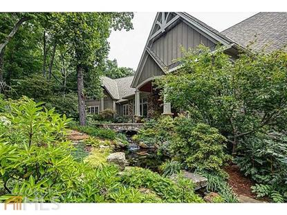 1010 Cox Mountain Dr Big Canoe, GA MLS# 7327761