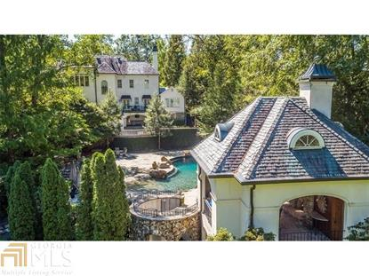 711 Heards Ferry Rd Sandy Springs, GA MLS# 8079043