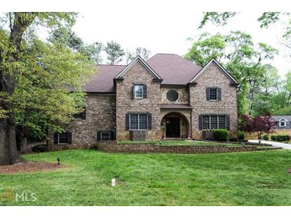 630 Glenairy Dr Sandy Springs, GA MLS# 8153983