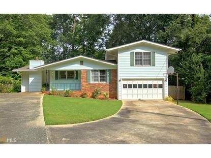 208 Hilltop Dr Peachtree City, GA MLS# 8240616