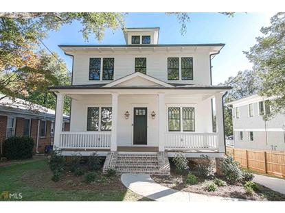 109 E Hill St Decatur, GA MLS# 8305673