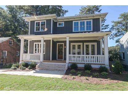 145 McClean St Decatur, GA MLS# 8305677