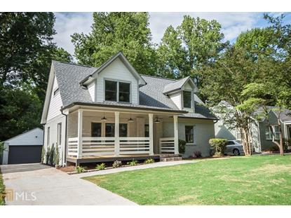 2552 Creekwood Terr, Decatur, GA