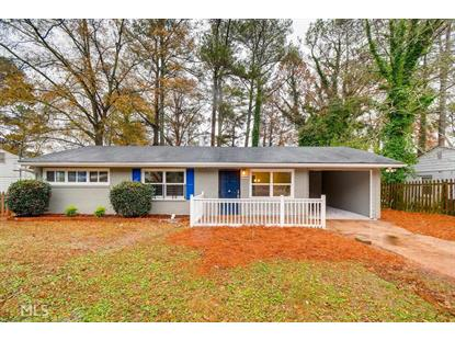 3449 Pinehill Dr Decatur, GA MLS# 8495367
