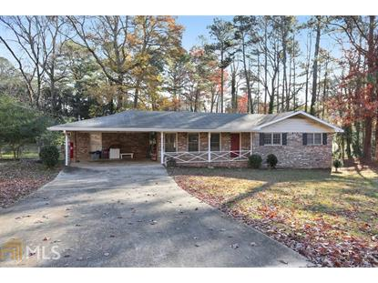 886 Oakhill Ct Stone Mountain, GA MLS# 8495711