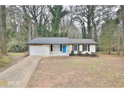 2853 Norgate Ct Decatur, GA MLS# 8497868
