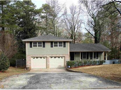 3980 Stoneview Stone Mountain, GA MLS# 8510688