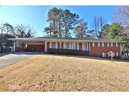 4269 Abingdon Dr Stone Mountain, GA MLS# 8511250
