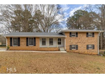 1664 Rhonda Ln Stone Mountain, GA MLS# 8511726