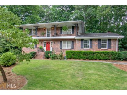 2206 Deer Ridge Dr Stone Mountain, GA MLS# 8621295
