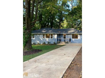 1206 Hillwood Ct  Atlanta, GA MLS# 8874131
