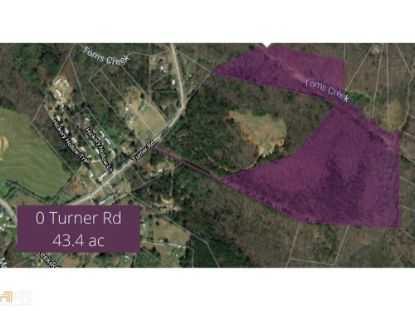 0 Turner Rd  Eastanollee, GA MLS# 8892888