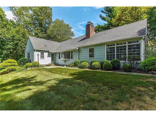 15 Turner Drive South, Chappaqua, NY 10514