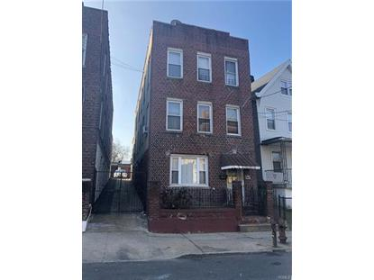 742 East 216th Street Bronx, NY MLS# 4855688