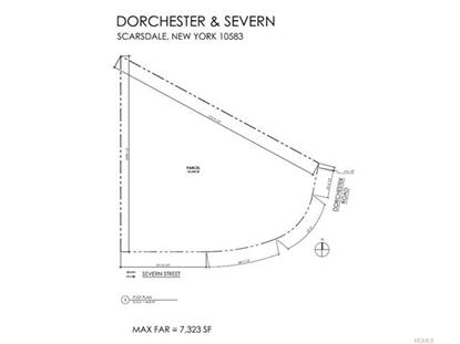 Severn Street (Corner of Dorchester Road)  Scarsdale, NY MLS# 4902406