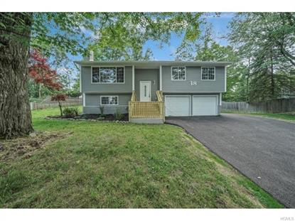 38 High Ridge Road Monroe, NY MLS# 4985981