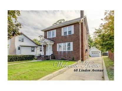 638 Linden Avenue Woodbridge, NJ MLS# 1703499