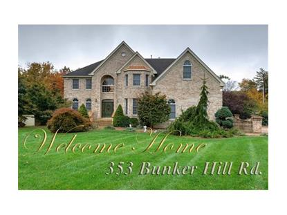 353 Bunker Hill Road, Franklin Twp, NJ