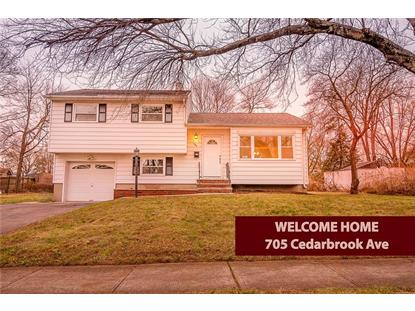 705 CEDARBROOK Avenue South Plainfield, NJ MLS# 1913145
