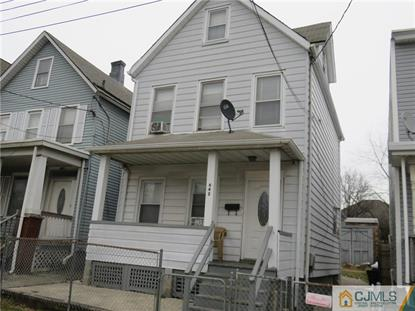 642 Catherine Street Perth Amboy, NJ MLS# 2010463