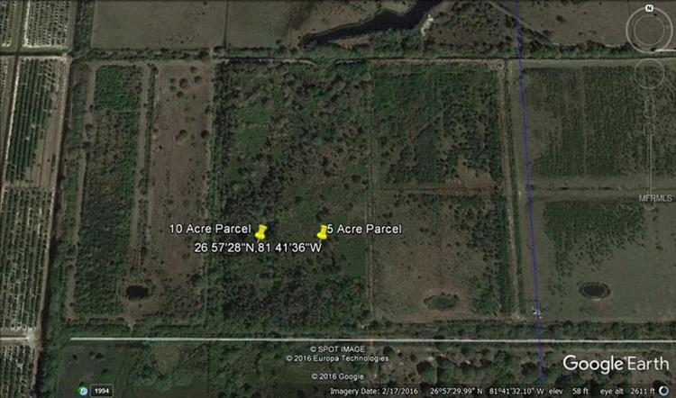 46150 & 46210 BERMONT (JUST OFF) RD, Punta Gorda, FL 33982