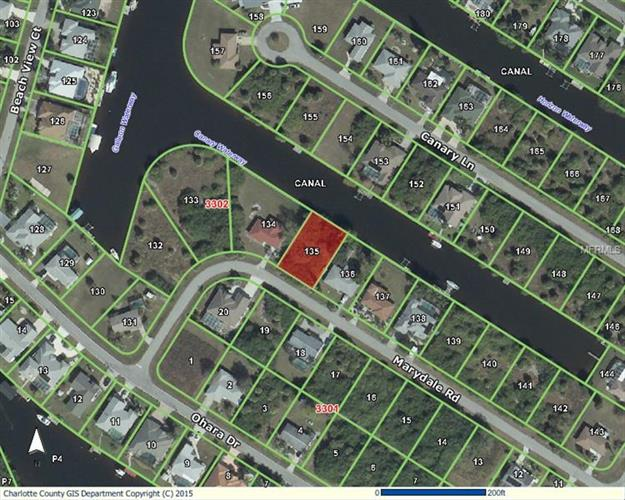 17122  MARYDALE RD, Port Charlotte, FL 33948