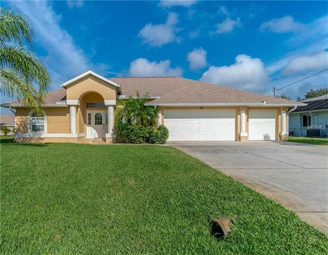 59 WHITE MARSH LN, Rotonda West, FL 33947 - Image 1
