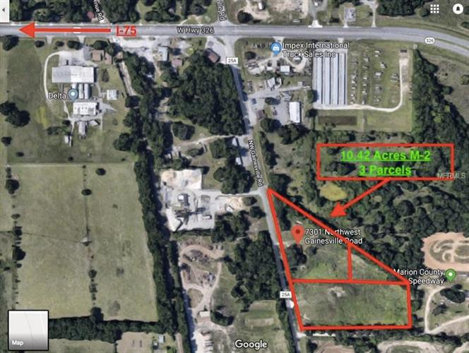 7301 NW GAINESVILLE RD, Ocala, FL 34475 - Image 1