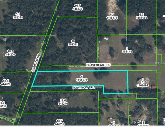 10354 PRESTON RD, Brooksville, FL 34601