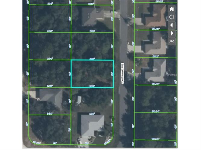 0 TOMAHAWK AVE, Spring Hill, FL 34606