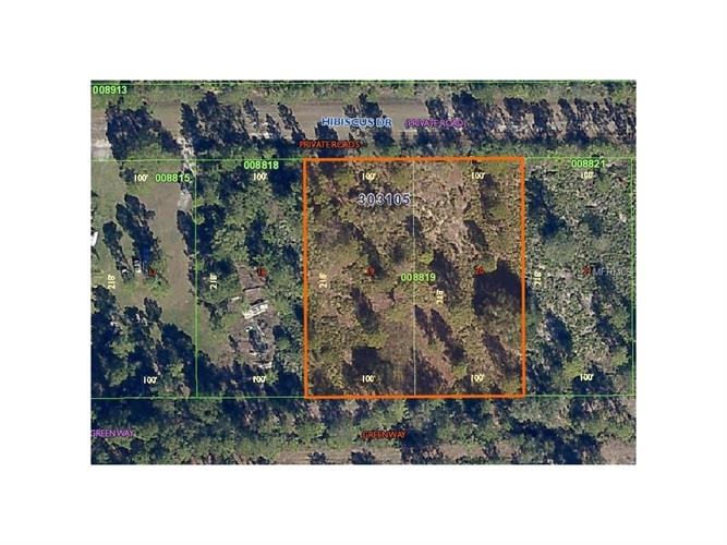 311 HIBISCUS DR, Indian Lake Estates, FL 33855
