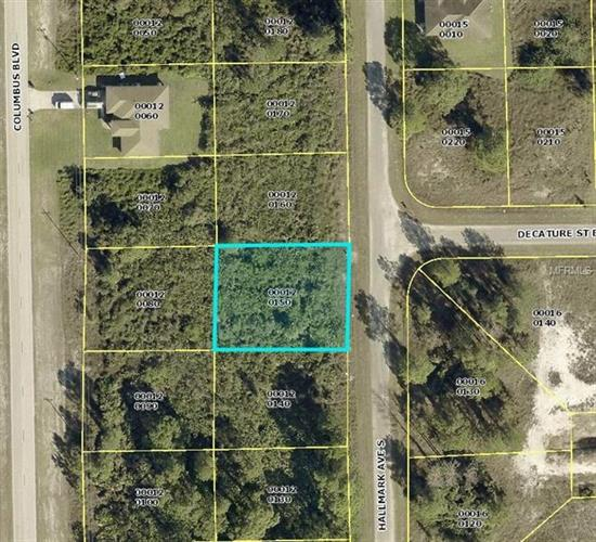 1118 HALLMARK AVE, Lehigh Acres, FL 33974