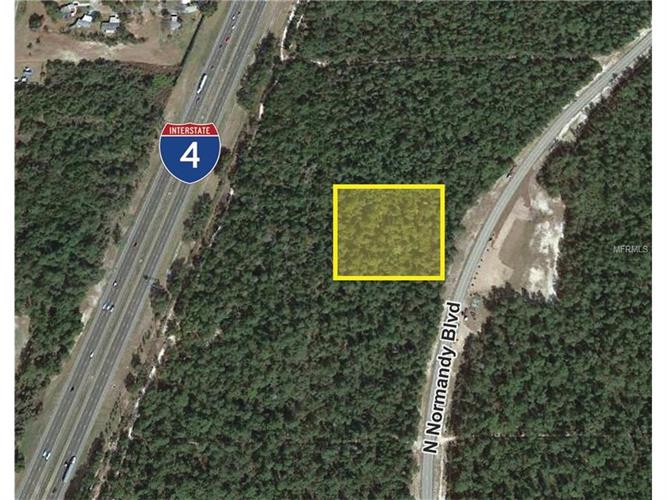 N NORMANDY BLVD, Deltona, FL 32725